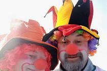 V Humpolci se uskutečnila i Masopustní soutěž o nejlepší masku. Foto: archiv Městského kulturního a informačního střediska v Humpolci