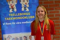 Velmi cennou medaili vybojovala ve Švédsku pelhřimovská Iveta Jiránková. Na cestě turnajovým pavoukem vyřadila i Rabii Gülec, která má ve své sbírce medaile z mistrovství světa a Evropy.