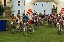 Profesionální i amatérští cyklisté se na start Rynárecké bejkovny postaví již počtvrté.