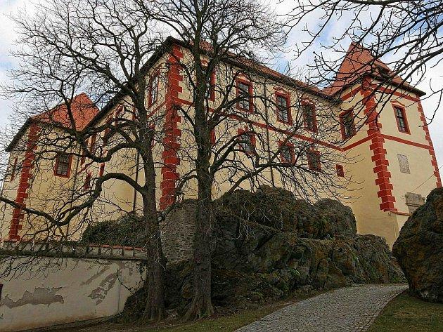 hrad Kámen