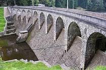 Sedlická přehrada. Ilustrační foto.