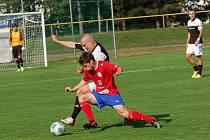 S bilancí jedné výhry a dvou porážek zatím kráčejí přípravou na divizi fotbalisté Pelhřimova.