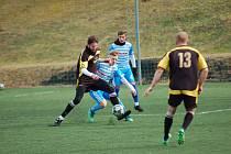 Fotbalisté Speřic na jaro v krajském přeboru chystali i v přípravném zápase proti nedalekému Humpolci.