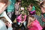 Děkanská zahrada patřila hlavně dětem.