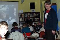 Poutavému povídání zkušeného cestovatele naslouchal v pelhřimovské knihovně hojný počet návštěvníků.
