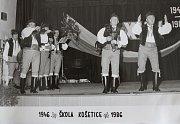 1986 – otevření školy v Košeticích