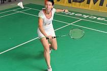Racketlonistka Zuzana Kubáňová pojede na mistrovství světa v roli letos neporažené hráčky. I proto je největší favoritkou singlového pavouka.