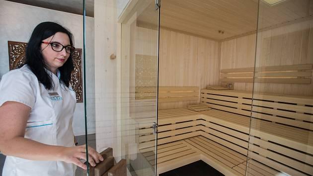 Nově otevřený  Ájurvédský pavilon v Resortu Svatá Kateřina.