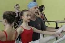 Prázdninová taneční škola v Pelhřimově.