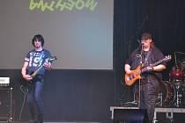 Na Rockesession si zahrála také kapela Antheom.