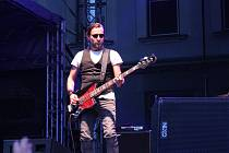 Michal Hrůza zazpíval nové písně, ale i ty, které ho proslavily ještě s kapelou Ready Kirken.