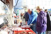Trhy nabídnou regionální potraviny. Ilustrační snímek