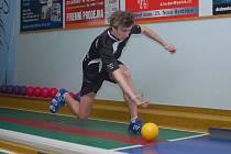 Nevyrovnané výkony trápí kamenické kuželkáře. Jedním z mála, kdo nyní hraje stabilně na vysoké úrovni, je mladík Jakub Ouhel.