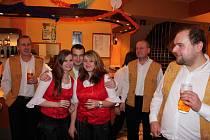 Čtrnáctý městský ples v Horní Cerekvi