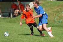 Fotbalisté Černovic B porazili Senožaty 6:0. Po zisku tří bodů mají kolo před koncem jistotu vítězství v soutěži.