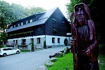 Poutní hotel Křemešník.