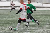Horší přístup některých fotbalistů se projevil i při Bernard Cupu. Zápas proti Stonařovu odehrál Budíkov jen v devíti a skončilo to debaklem.
