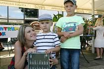 Za podpory města Pelhřimova a tamních firem vyhlásila nezisková organizace Rodinné centrum Krteček pro rodiče malých dětí soutěž Pelhřimáčci – vyplň a vyhraj.