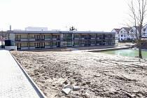 Rozšíření domova pro seniory v Pacově.