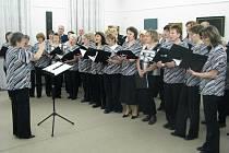 Vystoupení pěveckého souboru Záboj - Humpolec 27. prosinec 2008