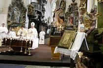Návštěvníky provedou premonstráti útrobami kláštera v Želivě, svítit na cestu si budou pochodní.