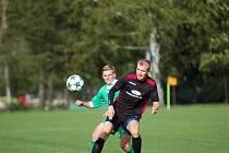 Fotbalisté Kamenice měli v zápase se Štoky převahu v poli, ale střelecky selhali.