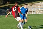 Zásluhou tří gólů ve druhém poločase porazili fotbalisté humpoleckého béčka Světlou.