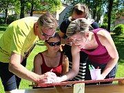 Návštěvníci Stromovky se vžili do role projektanta