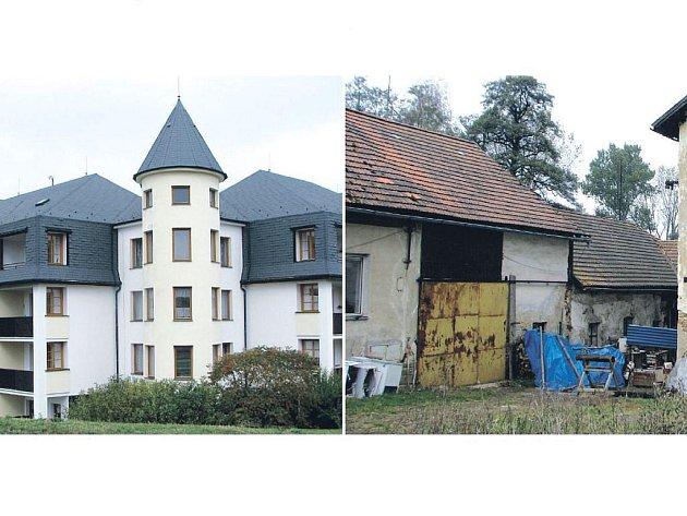 Obyvatelé domu s pečovatelskou službou žijí v jiných podmínkách než nájemníci v Balkově mlýně. Přesto se výše nájemného vobou budovách příliš neliší.