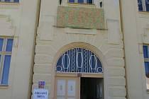 Škola v Horní Cerekvi.
