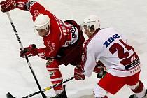 Pelhřimovští hokejisté se derou druholigovou tabulkou vzhůru. Zásluhu na tom má i útočník Daniel Vrdlovec, který má vyřízené střídavé starty z Havlíčkova Brodu.