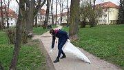 Ukliďme svět - ukliďme Česko v Pelhřimově.