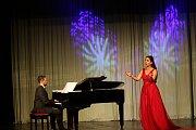 Pěvecká akademie legendární sopranistky Gabriely Beňačkové se uskutečnila v Pelhřimově od 9. do 15. července.