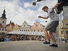 Mezinárodní festival rekordů a kuriozit v Pelhřimově