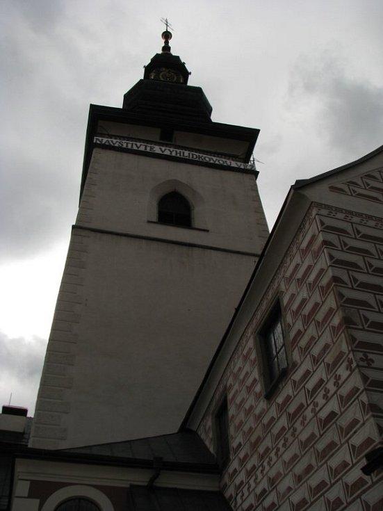Pelhřimovská věž