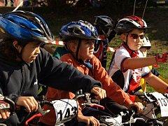 Rynárecký závod je určen pro širokou veřejnost. Malý okruh je každoročně připraven i pro ty nejmladší závodníky.