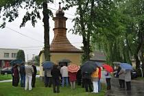 Setkání rodáků v Černově.