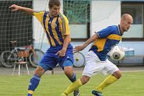 Ve finále Měděného poháru se čekal triumf exdivizního Jindřichova Hradce. Domácí Pacov se ale prezentoval velmi dobrým výkonem a duel po výsledku 2:1 vyhrál.