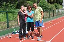 Radek Vitovský se sportu věnuje již třiatřicet let.  Foto: osobní archiv