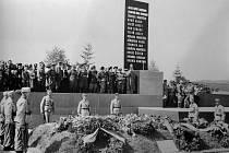 V noci z 5. na 6. května roku 1945 v Mnichu padli dva čeští a dva sovětští partyzáni a také osm místních mužů.
