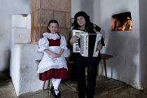 Stříbrné ocenění z krajského kola soutěže Zpěváček 2018 putovalo do Pacova. V mladší kategorii totiž druhou příčku obsadila teprve pětiletá Johana Humešová z tamního souboru lidových písní a tanců Trnávka.