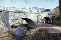 Rynárec na Pelhřimovsku a jeho most.
