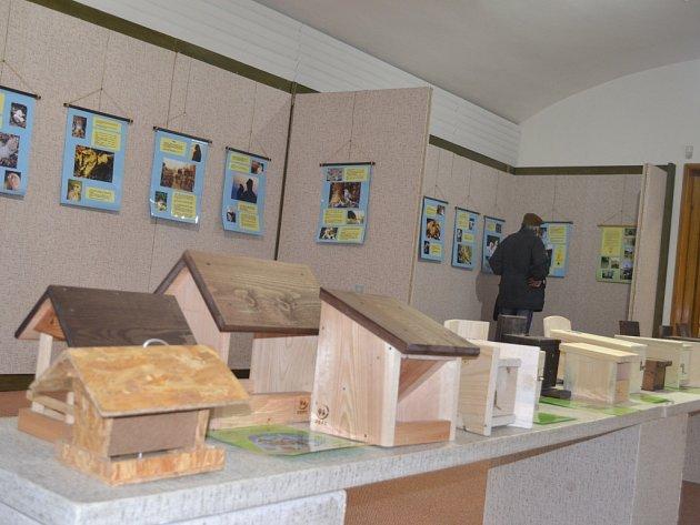Výstava je v humpoleckém muzeu k vidění do 26. února.