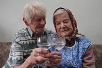 Sto sedmi let se v pátek dožila Marie Matoušková z Cetoraze, nejstarší obyvatelka Vysočiny.