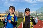 Florbalisté Spartaku zahájili tréninky. K velké radosti dětí.