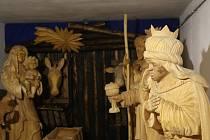 Betlém v Kamenici nad Lipou.