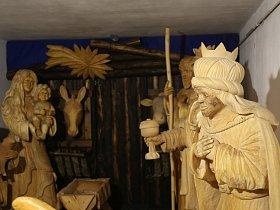 Betlém v Kamenici nad Lipou