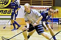 Florbalisté Pelhřimova jsou momentálně v I. lize jen do počtu. V první polovině soutěže získali pouze čtyři body.