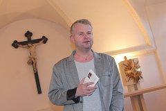 Prezentace knihy a žehnání piva v Želivě