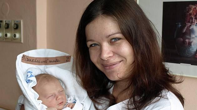 Natálie Doležalová, 12.7.2011, Dobrá Voda, 2 800 g